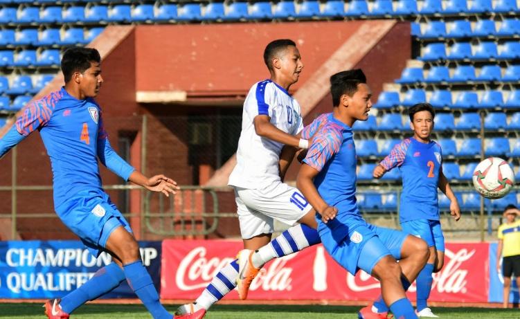 U16亚少赛最终积分榜:中国携手印尼出线,泰国越南伊拉克出局