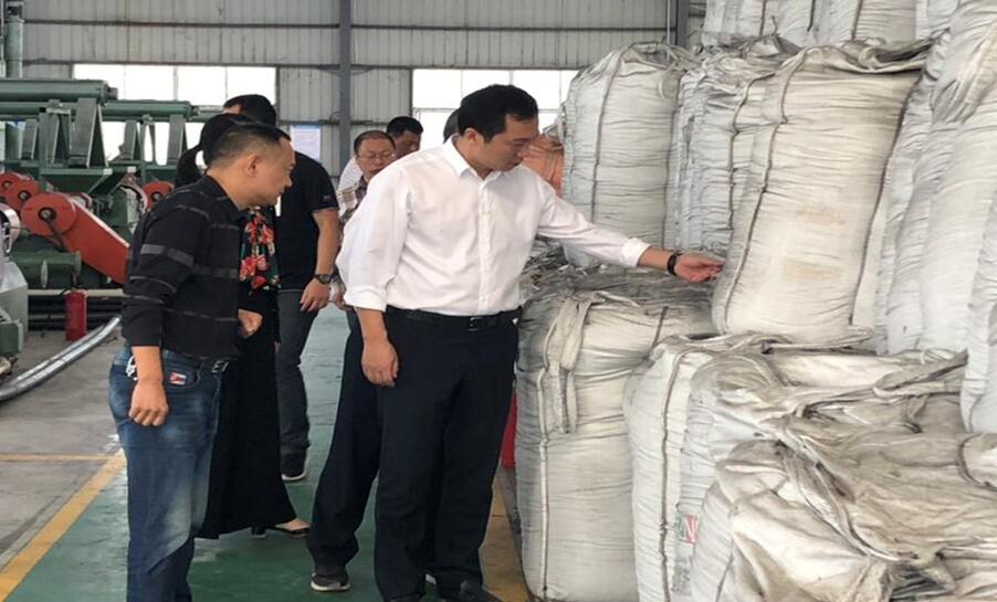 盐亭县:强化环保监管推动绿