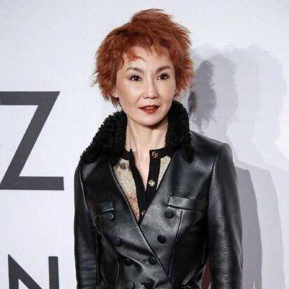 张曼玉五十五岁诞辰将至,夏永康爆花样年光年光花絮,冷艳年光的美人