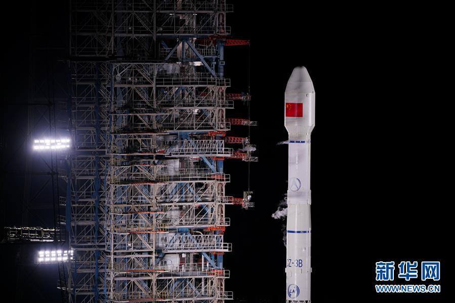"""中国成功发射两颗北斗三号卫星北斗系统""""一箭双星"""""""