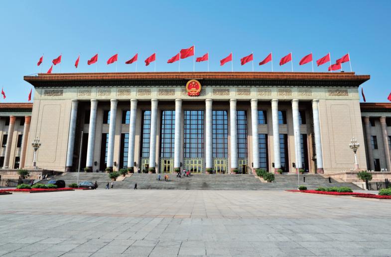 <b>人民大会堂落成60年中国制造闪耀最高会议殿堂</b>
