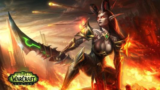魔兽世界怀旧服征服者之剑图片