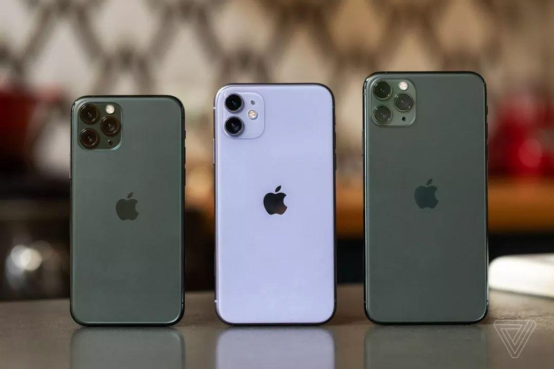 苹果三代旗舰速度对比,11 Pro 竟然败了