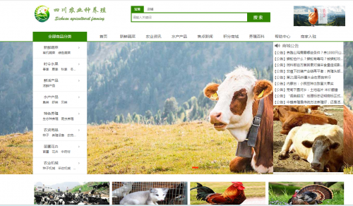 """四川农业种养殖入驻""""互联网+"""""""
