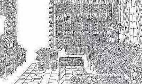 初中生罰抄6000遍單詞,看到成果,網友:被耽誤的畫家
