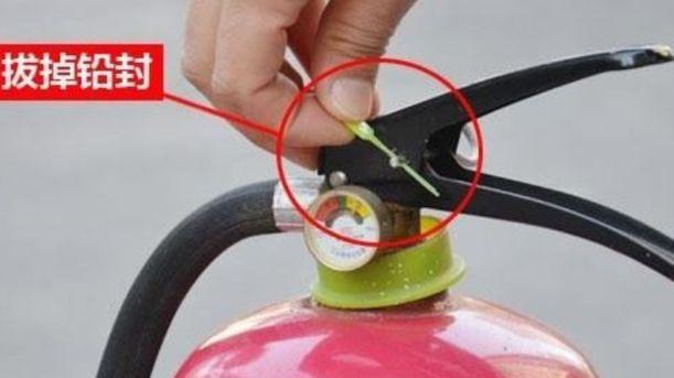 消防演练 防范于未 燃
