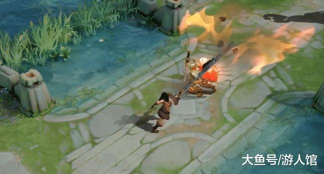 王者荣耀:s17赛季限定皮肤出炉,夏侯惇的朔风刀附带火焰特效