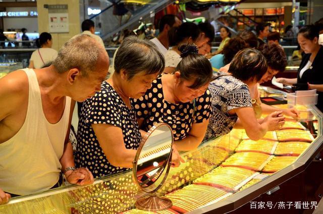 印度盛产黄金,黄金首饰价格十分便宜,为什么中国游客去都不买!