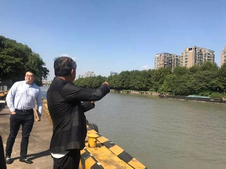 【新闻】国际建筑大师隈研吾今天来杭州了!他来是为了运河边的小河油库