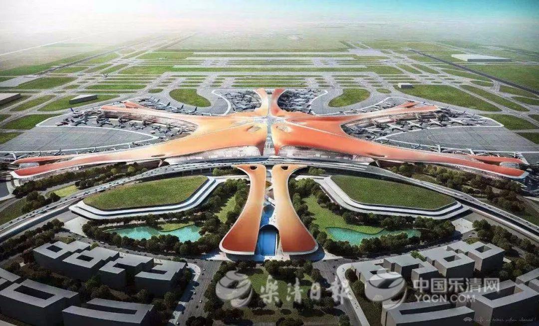 大兴空港新苑规划图
