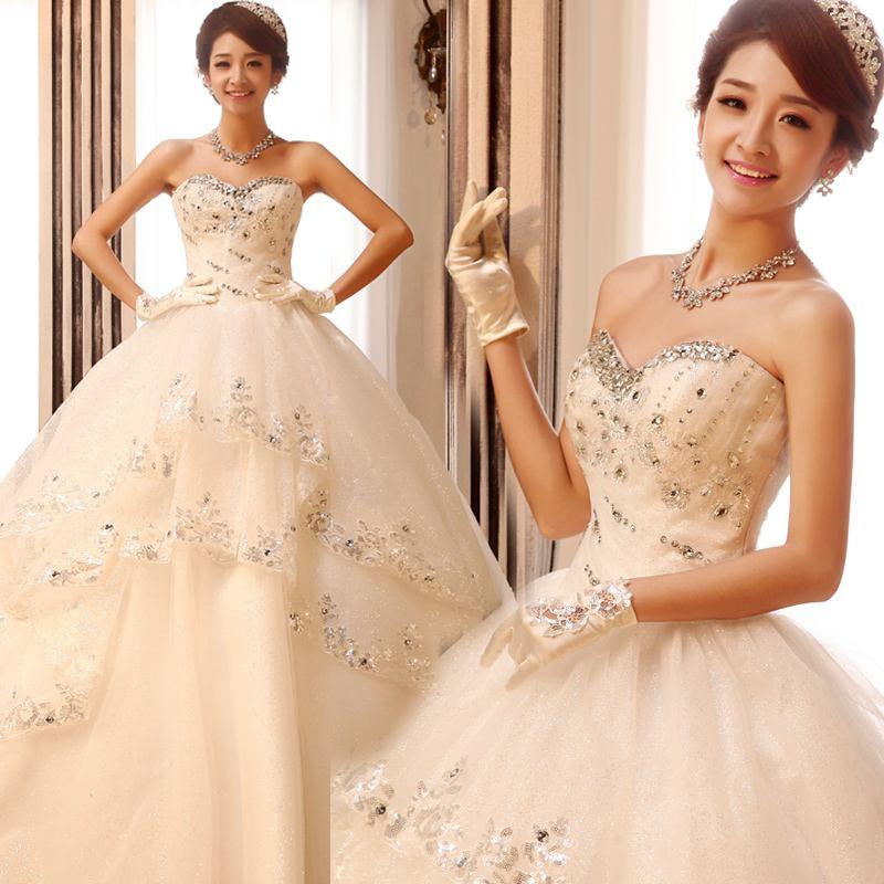婚纱最漂亮_最漂亮的婚纱礼服