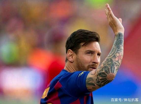 历史第一人!梅西第6次获世界足球先生,力压C罗,获奖全名单出炉