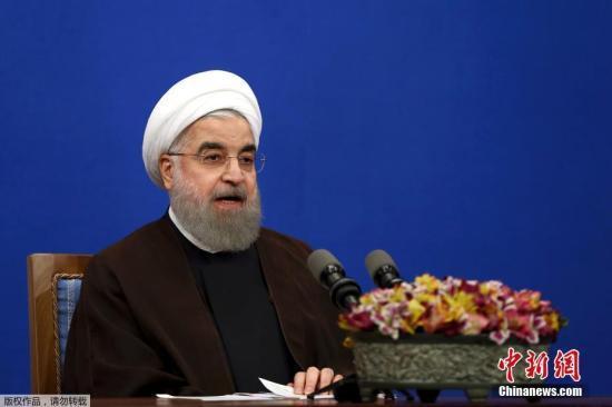 特朗普:不排除联大期间见伊朗总统 但目前没安排