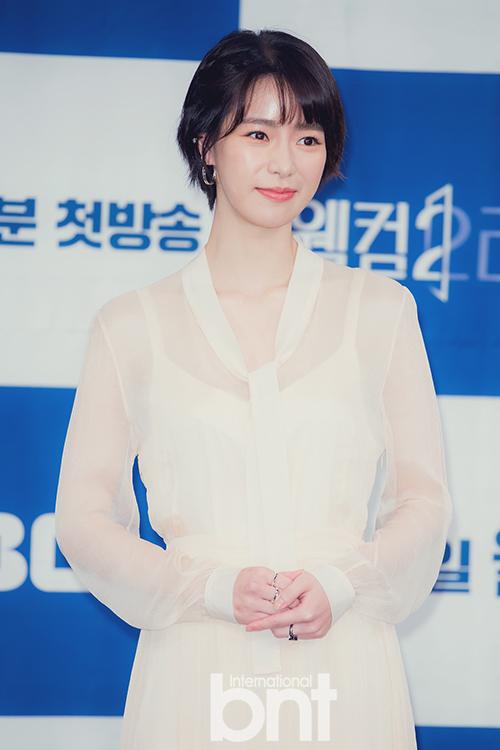 林智妍否认与郭时旸恋爱 表示毫无事实根据