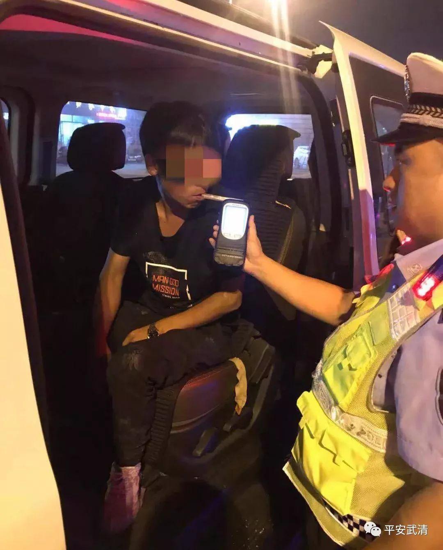 连续三人被刑事拘留——武清警方严打酒后驾车不手软