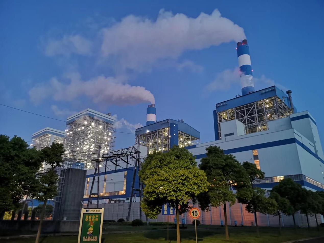 永泰能源沙洲电厂抓环保、促节能 增加发展持久动力