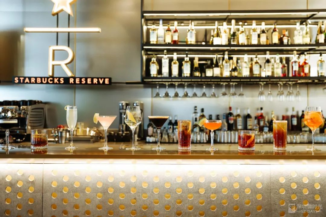 星巴克在深圳湾开了酒坊,藏着深圳人的真实模样