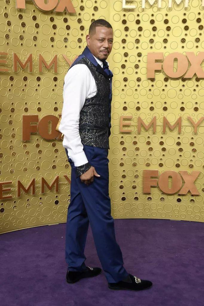 《嘻哈帝国》第六季今天(9月24日)就开播了,渣爹泰伦斯·霍华德瘦了
