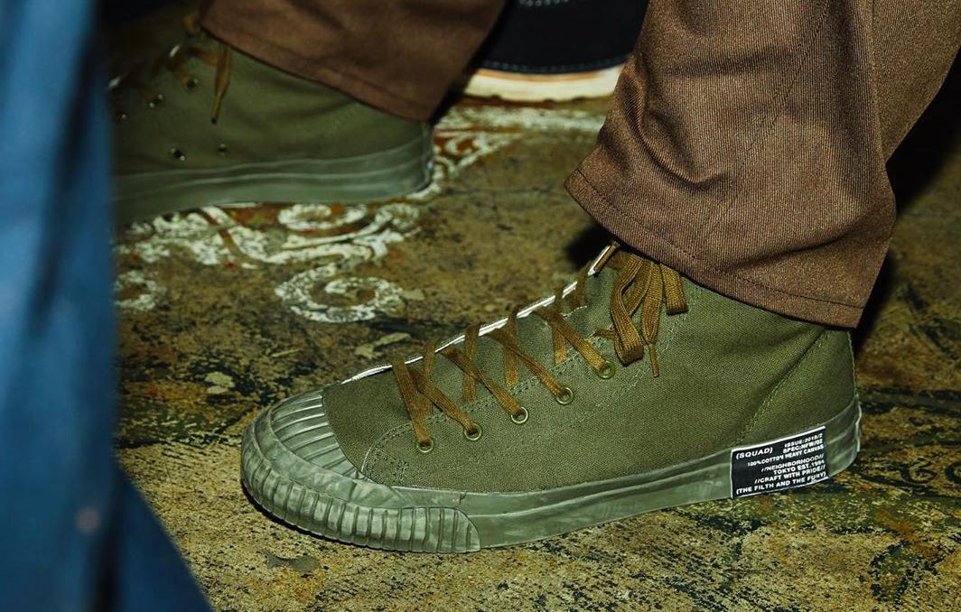 <b>能否比肩CONVERSE联名?NEIGHBORHOOD自主G.R.Hi系列鞋款上架在即!</b>