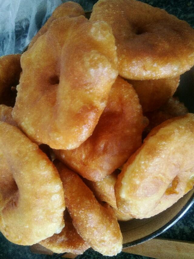 面粉这样做的饼子越放越软天凉了多做点一周的早餐都有了
