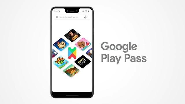 谷歌推出游戏订阅服务PlayPass对标AppleArcade
