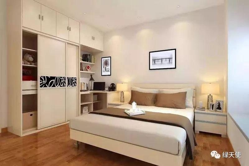 3. 床头/床尾+衣柜图片