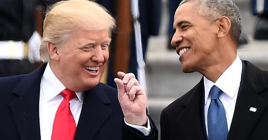 特朗普與奧巴馬的發言,就像你與雅思范文的差距