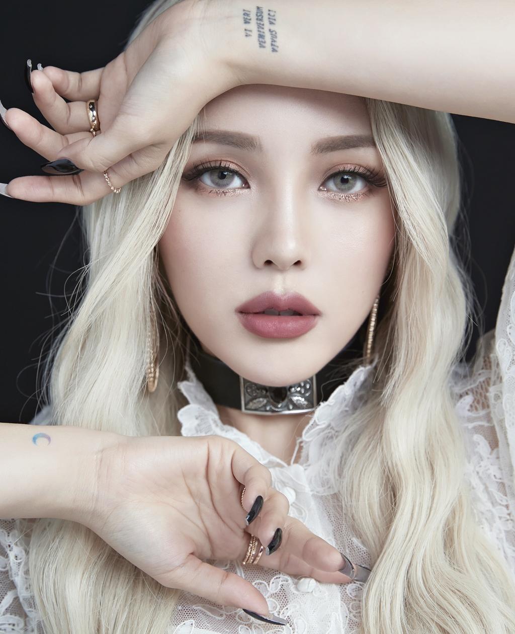 <b>人气美妆博主PONY变身歌手发行单曲专辑《DIVINE》展梦幻魅力</b>