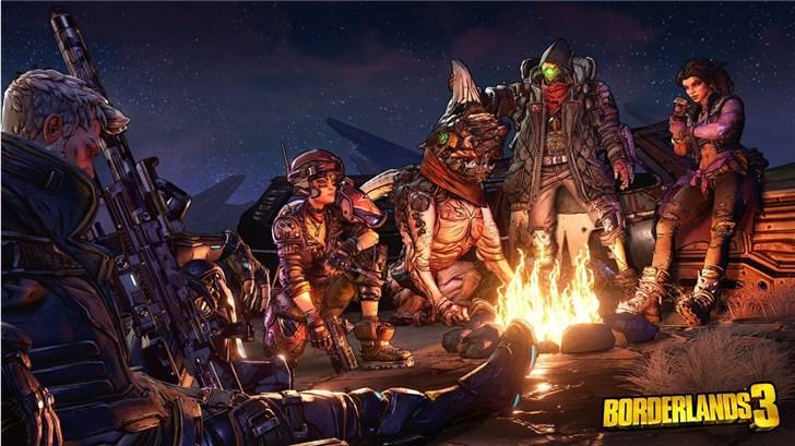 《无主之地3》发售5天出货量超500万,成2K历史之最
