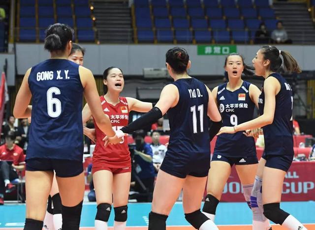 """""""八""""面威风!又一个3:0,中国女排八连胜"""