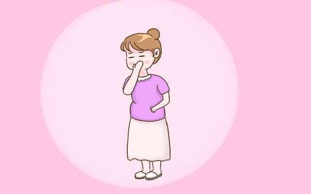 什么体质的女性怀孕后不吐