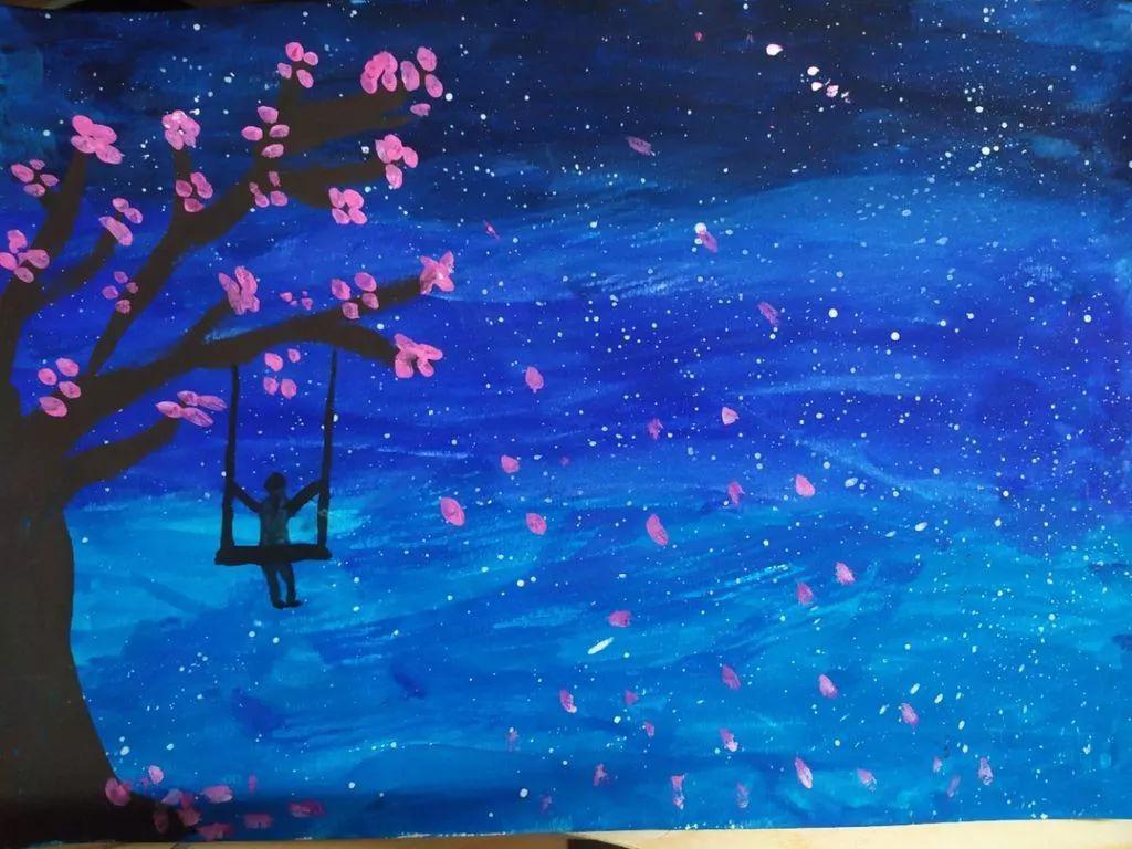 《我的梦》石壁中心幼儿园 曾紫涵