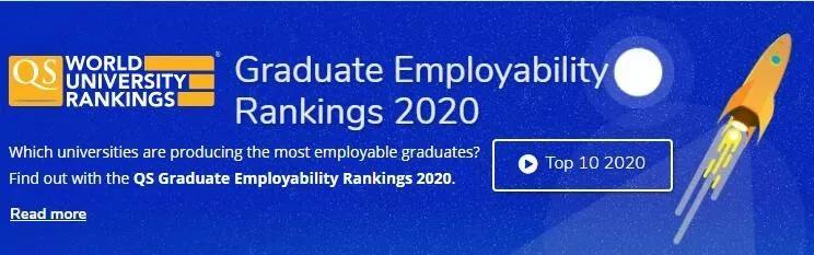 QS世界大学毕业生就业能力日本大学的排名怎么样