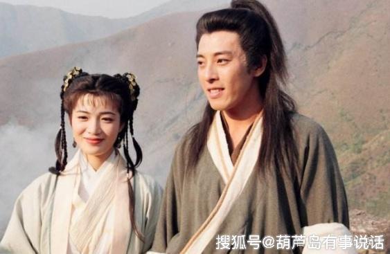 """他是最经典令狐冲,娶一代女将""""穆桂英""""无人知,与老婆甘做丁克"""