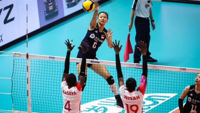 世界杯八连胜!朱婷休战中国女排3-0肯尼亚稳居积分榜第一