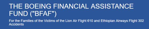 波音赔偿737MAX坠机遇难者家属:每人14万美元