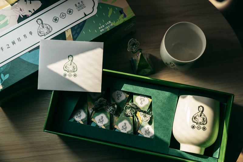 36氪首发 做袋泡茶存量市场升级,「殷小茶」获数百万天使轮融资