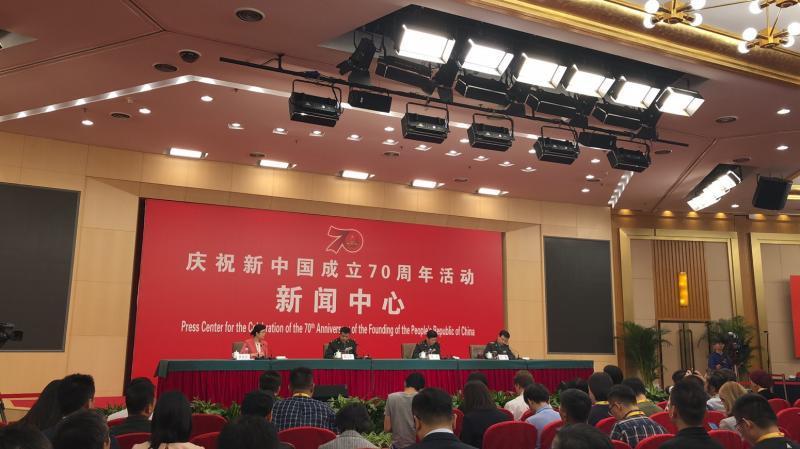 本次阅兵准备最大限度减少扰民 官方:向北京人民表示深深的谢意