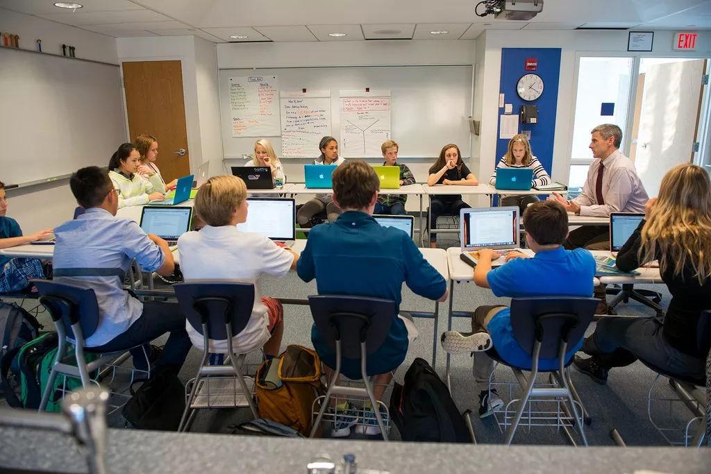 留学美国私立高中为何更有利于申请美国名校?