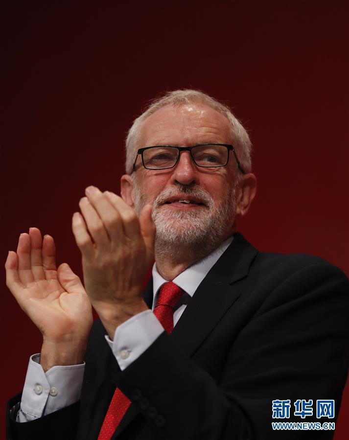 2019年英國工黨年度大會繼續進行(組圖)