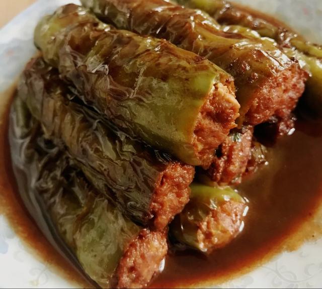 辣椒酿肉,一定要会的家常下饭菜,一个青椒酿肉配饭就能吃一大碗