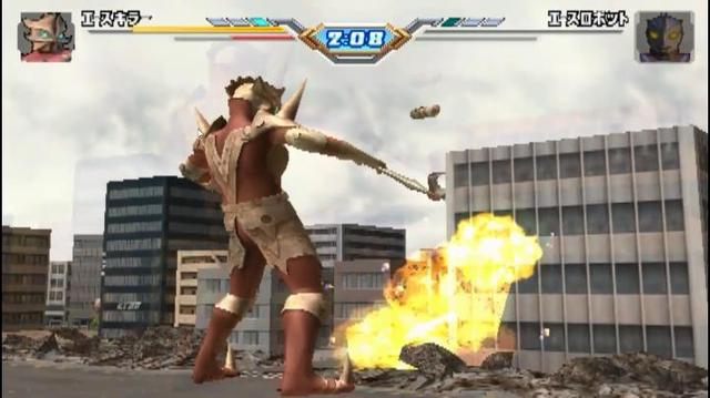 安卓PS2模拟器游戏推荐 奥特曼格斗进化3