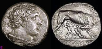 银币登场:第二次布匿战争与罗马经济体制的转型