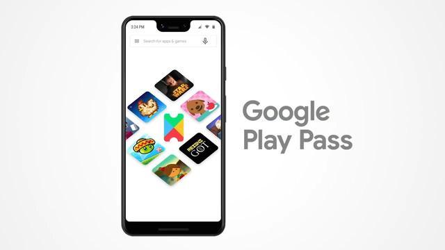 为对抗苹果街机谷歌推出订阅服务PLAYPASS