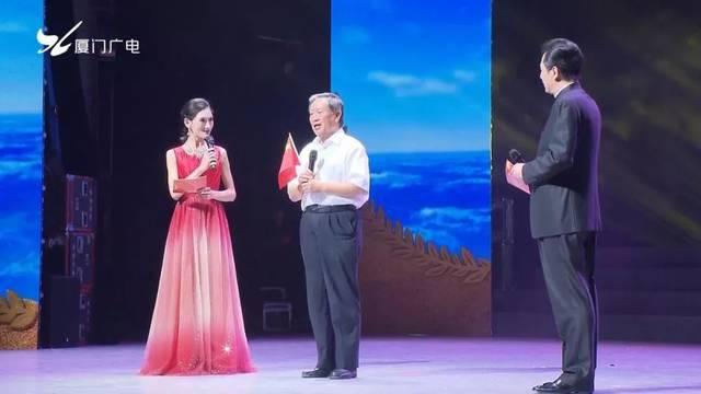 """今天,又一场大型演出在厦门举行!千人同唱""""歌唱祖国"""",太震撼!"""