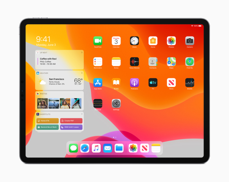全新iPadOS 13.1发布 增添多项强大新功能