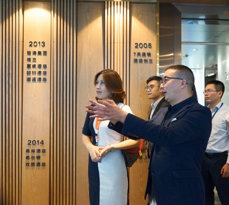 会员人数超1.5亿,行业领袖企业百强评选走访铂涛