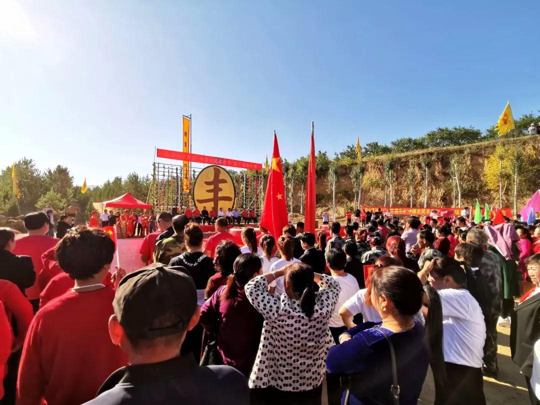 农村随记:狼窝村的丰收节