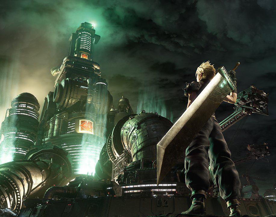 《最终幻想7重制版》公开诸多全新内容