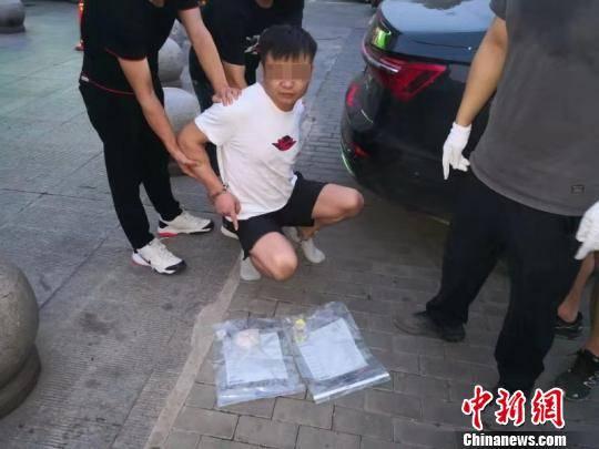 安徽合肥警方打掉跨省贩毒团伙 嫌犯借助寄递行业贩毒